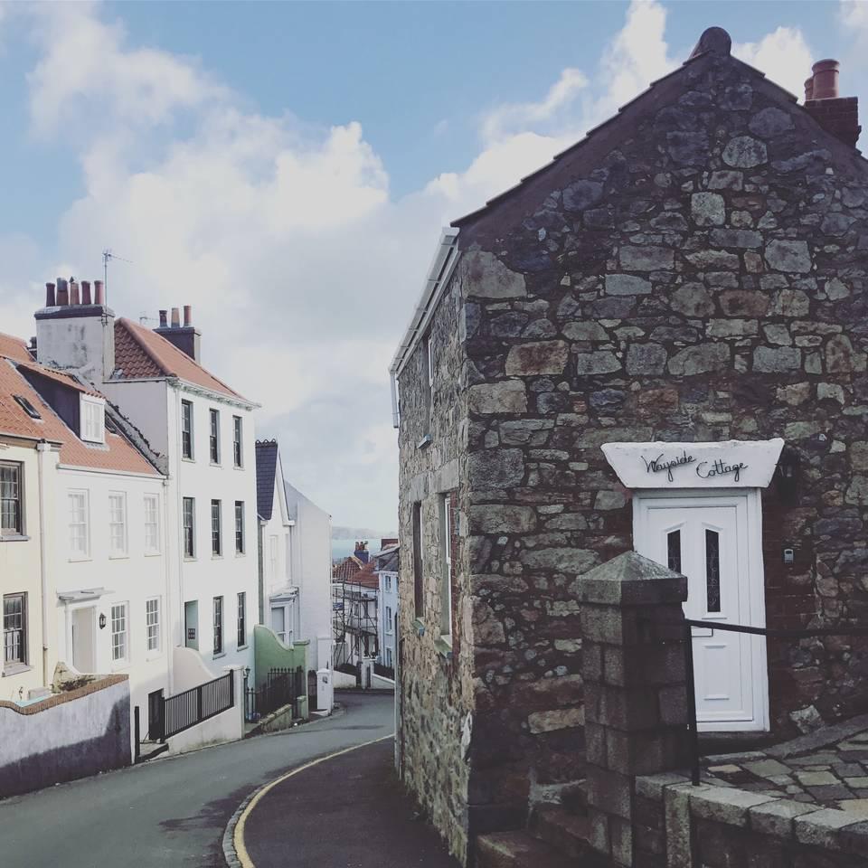 Town & Sea Views